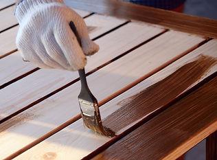 Peinture sur bois avec Melun Peinture