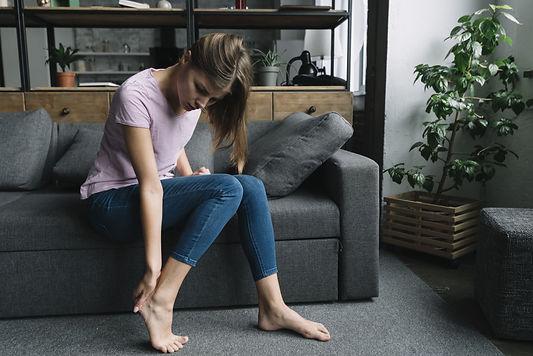 Marlay Cosmetics a la solution pour vos problèmes de pieds !
