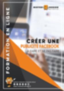 Télécharger la formation en ligne - Créer une publicité Facebook