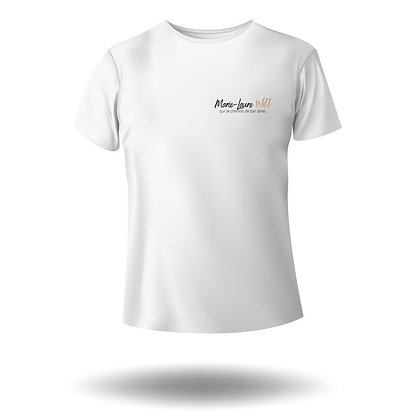 Tee-Shirt Femme - Marie-Laure Will