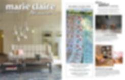 L'Atelier des Faubourds cité dans Marie Claire Rhône-Alpes d'Octobre 2019