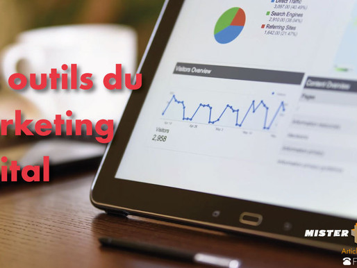 Les outils du marketing digital