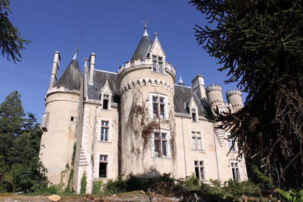 Mon expérience au Château de Fougeret