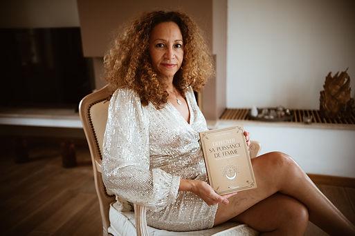 Marie-Laure Will, entrepreneure, auteure, conférencière internationale : un catalyseur