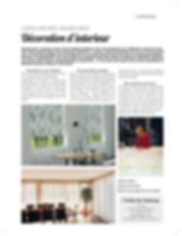 L'atelier des Faubourgs dans la presse - avril 2019