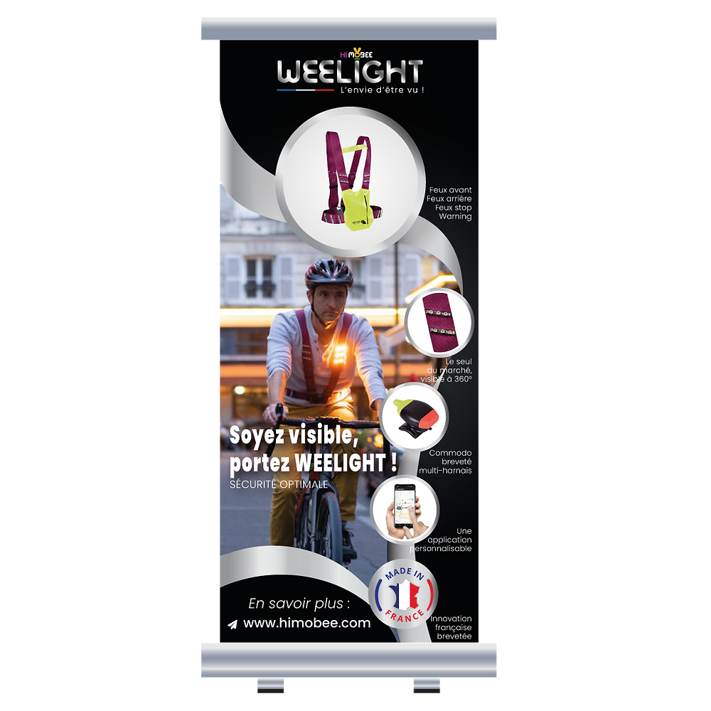 Roll-up publicitaire