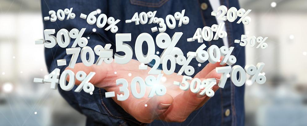 Offrez un cadeau, une remise ou un bon de réduction pour augmenter vos ventes !