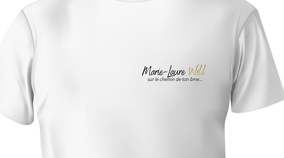 Tee-Shirt Homme - Marie-Laure Will