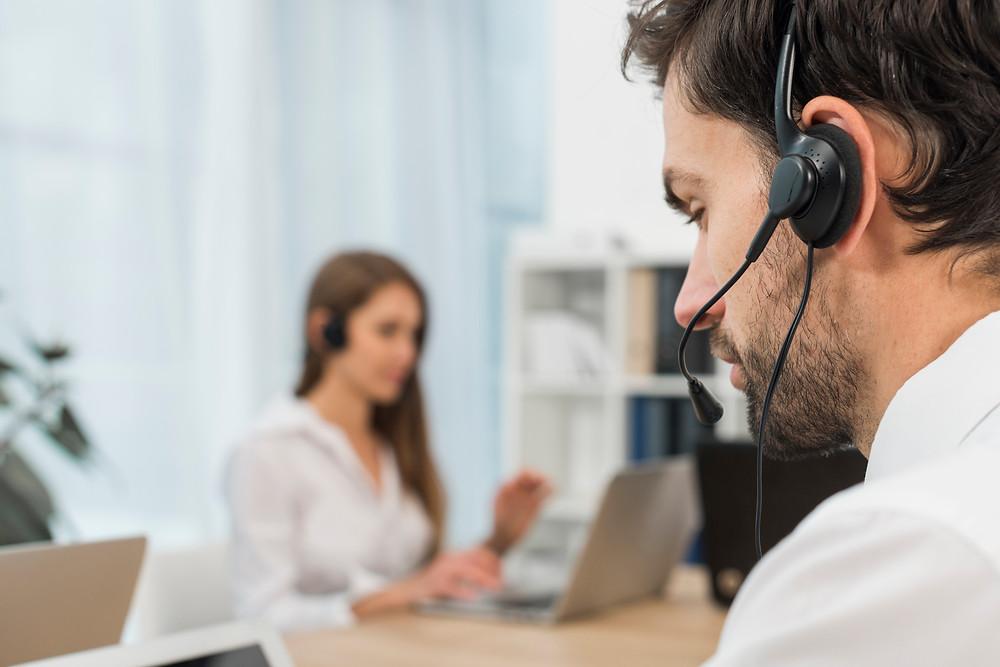 Un service client renforce votre crédibilité !