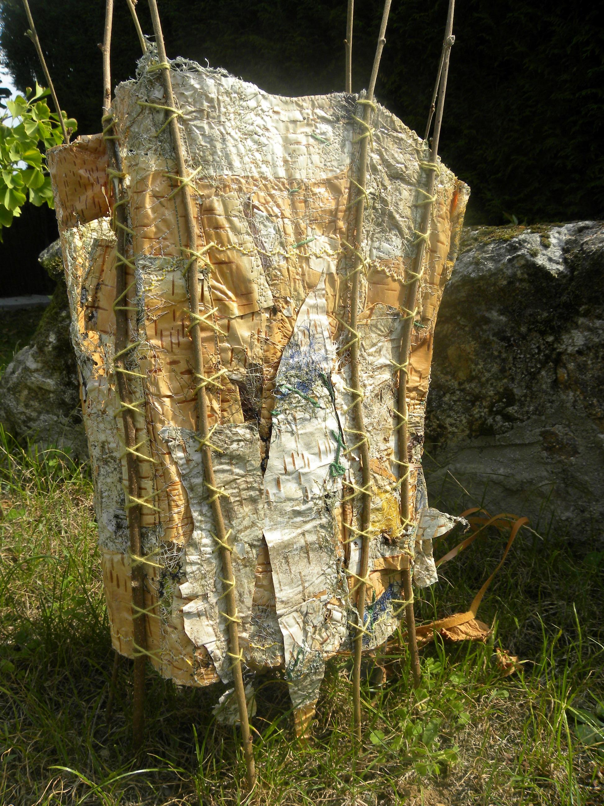 corset d'écorce