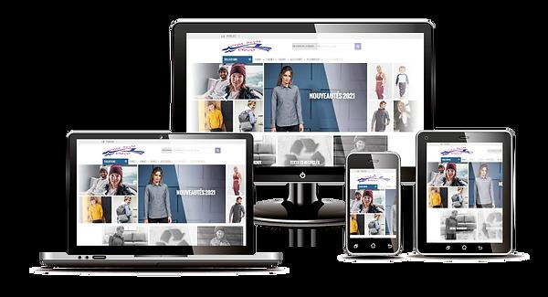 Visitez notre site en ligne de textiles
