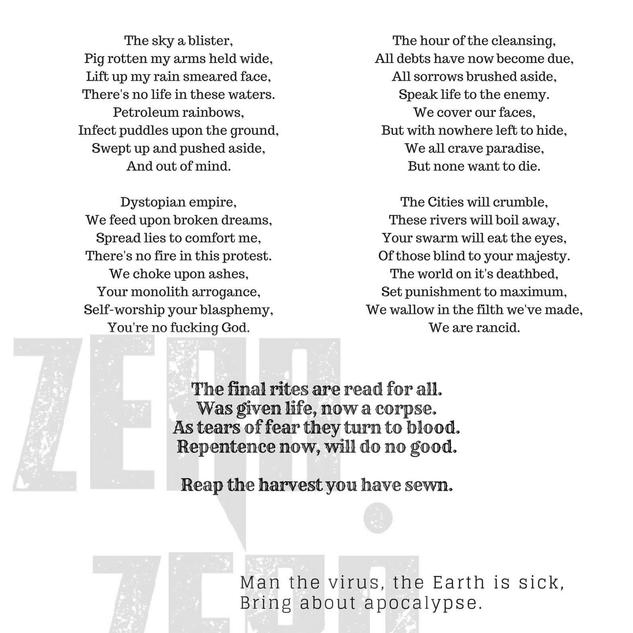 ZeroPointZero - One Thousand Years (Of H