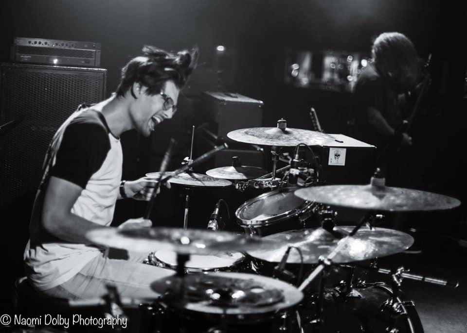Tom Johnson (Drums)