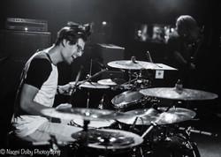 Tom Johnson (Drums)