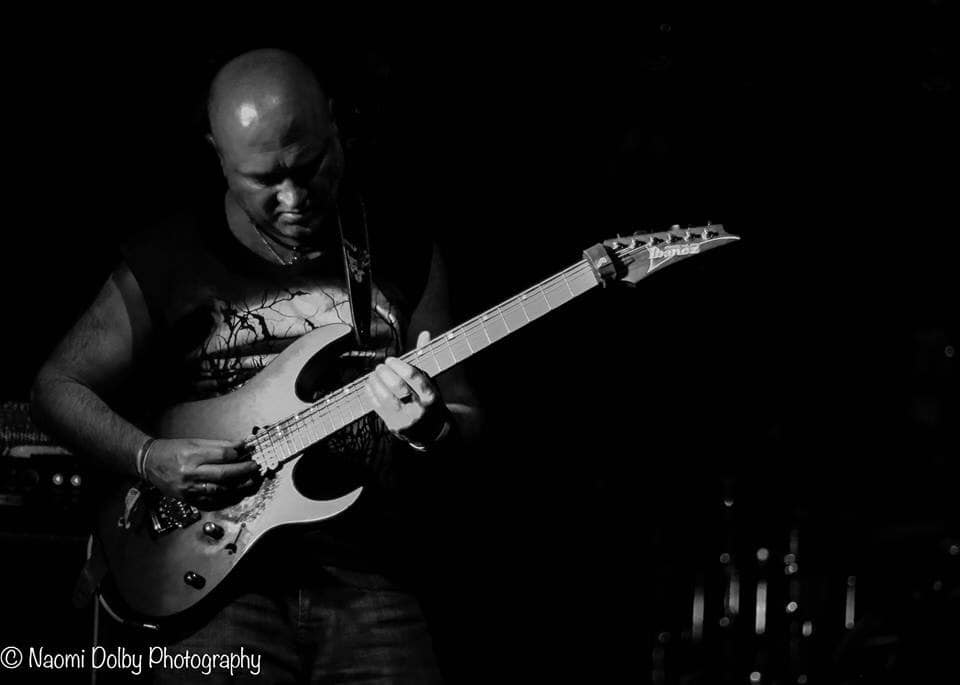 Adrian Tilley (Lead Guitars)