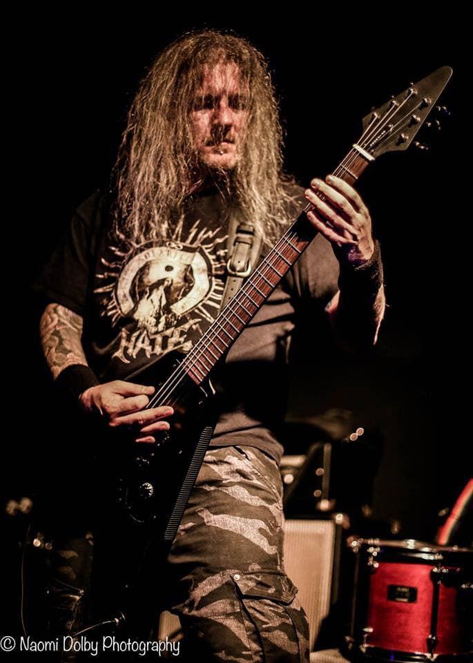 Sebastian Kawecki (Rhythm Guitars)