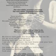ZeroPointZero - The Voice Within (Lyrics