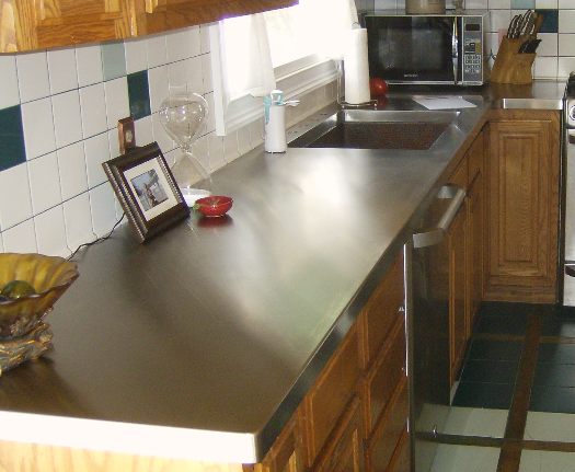 14 Gauge Stainless Steel Kitchen