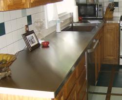 14 Gauge Stainless Steel Kitchen