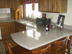 Solid Surface Samsung Countertops