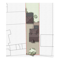 West St Rendered Site Plan