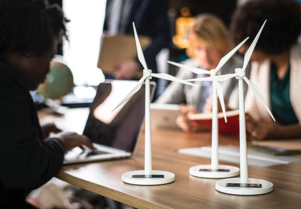 Sustainable Wind Turbines Sustainability Post on Eco Homes