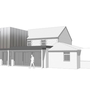 Contemporary Extension Takes Form