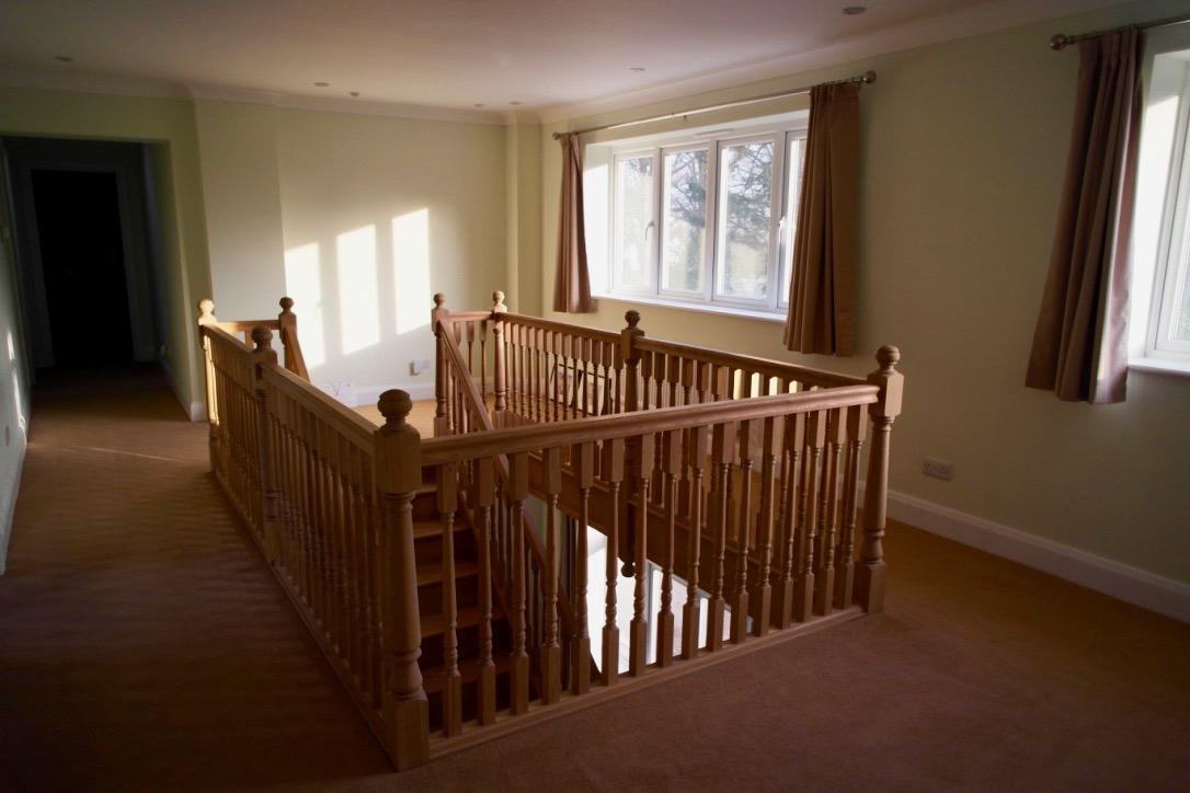 Oak Staircase