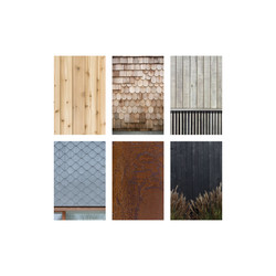Mill Lane Materials Palette