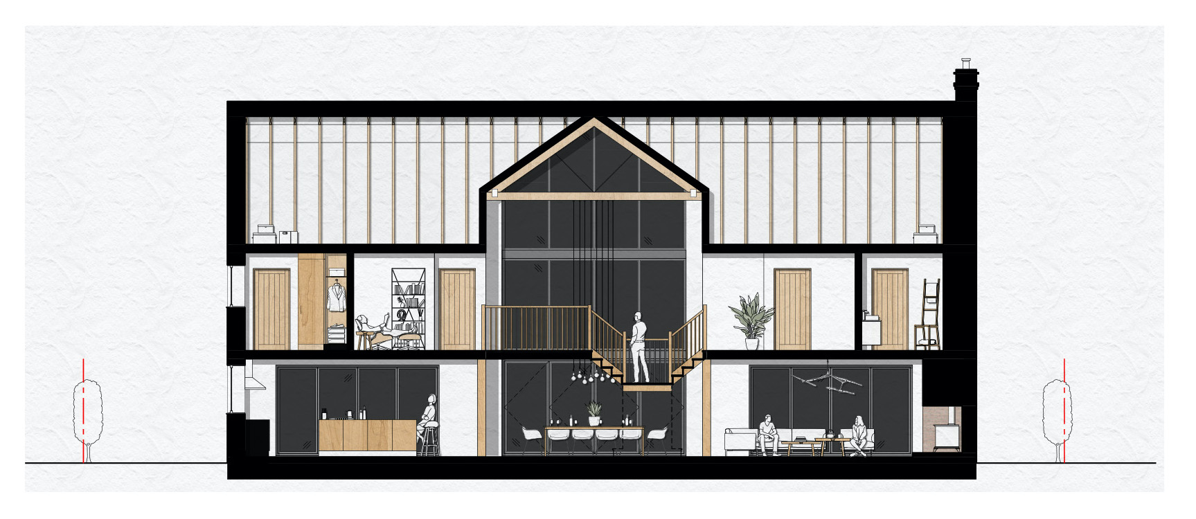 The Granary Concept Section