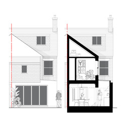 Victorian Terrace Side Extension