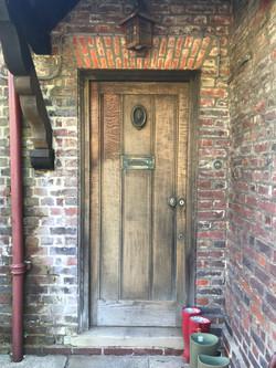 Country Manor Photo Timber Door