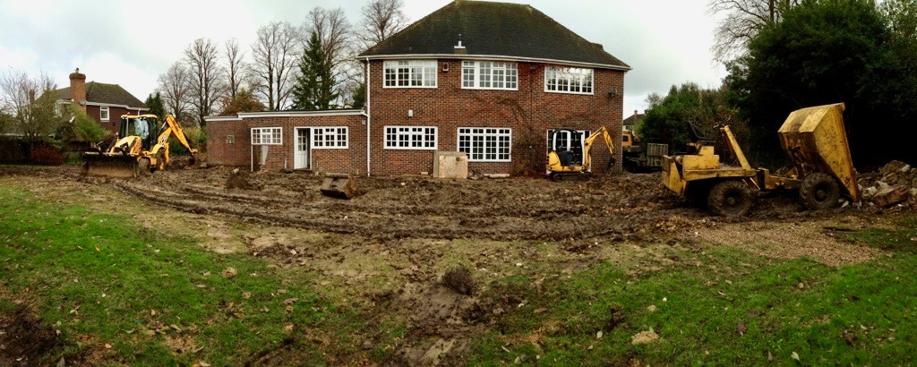 Start of Construction Works