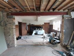 Country Manor Kitchen Work in Progress