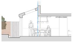 End Terrace Extension Section