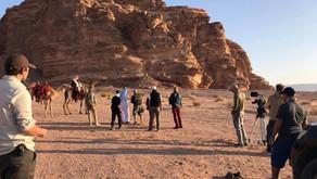 InternationalCo-Production'Deserted' startsfilminginJordan