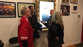 'War/Peace' premiere in Harlem, New York