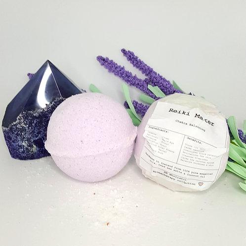 'Reiki Master'Aromatherapy Bath Bomb