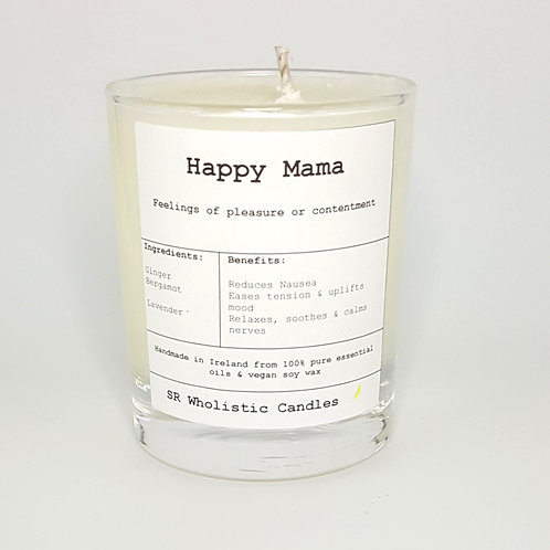 Happy Mama Pregnancy Aromatherapy Candle
