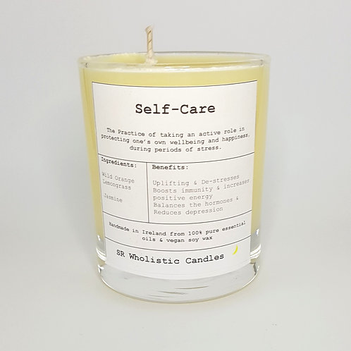 Self Care Aromatherapy Candle