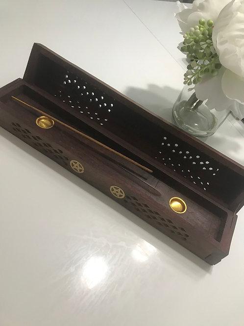 Casket Incense burner