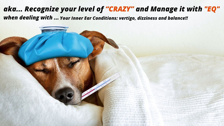 """Recognize your level of """"CRAZY"""" and Mana"""