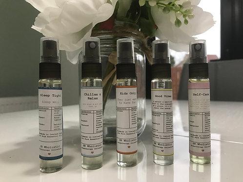 Essential Oil Aroma Spray Blend