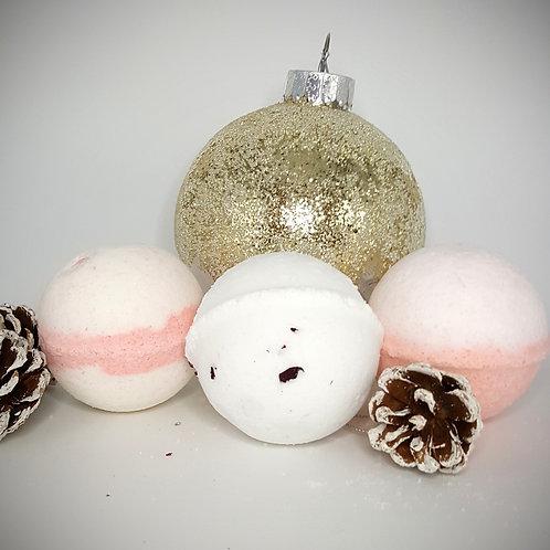 The Christmas Collection - Bath Bomb Set