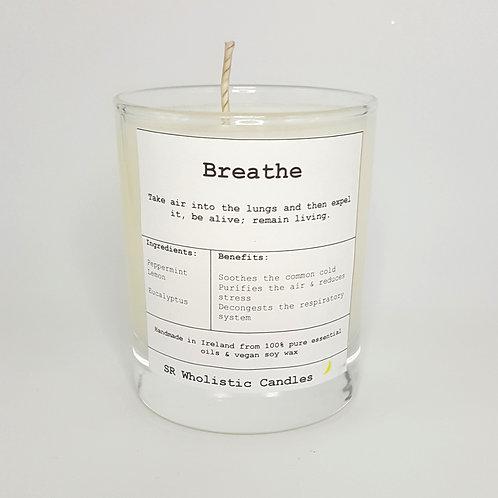 Breathe Aromatherapy Candle