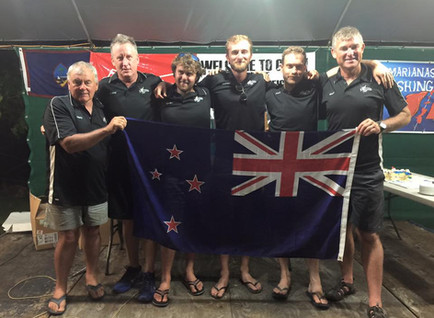 2017 InterPacific Spearfishing Championships - RESULTS