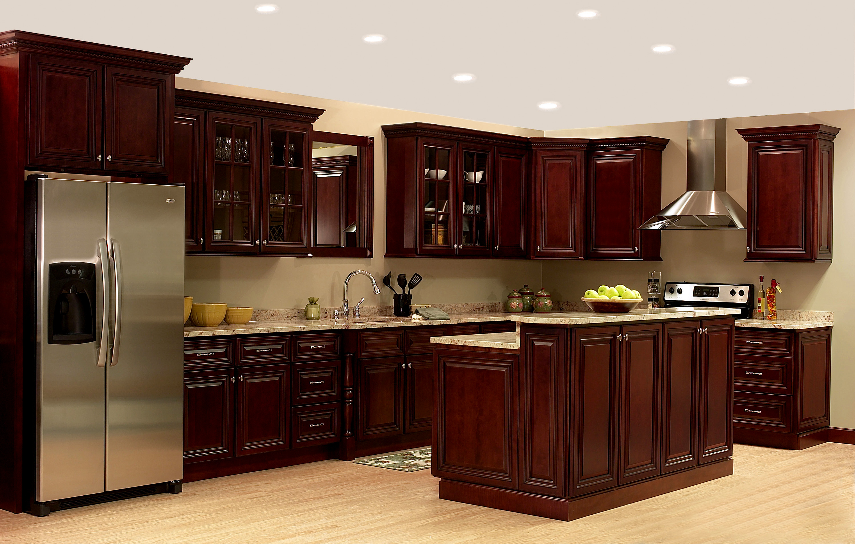 awesome-wood-kitchen-cabinets-with-regard-to-rta-kitchen-cabinets-loudnice-kitchen-images-oak-kitche