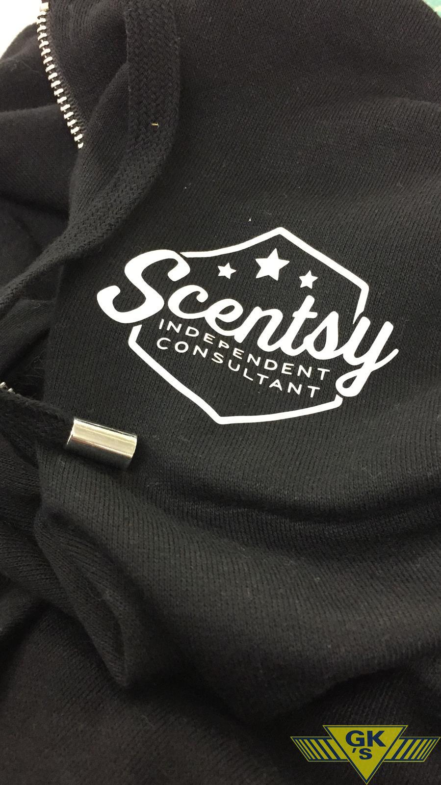 Scentsy Hoody 1
