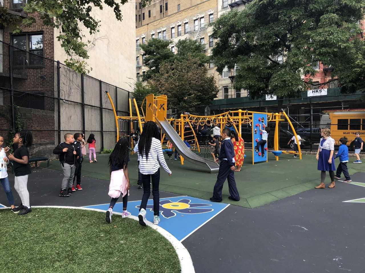 School Yard - Jungle Gym Pic 2