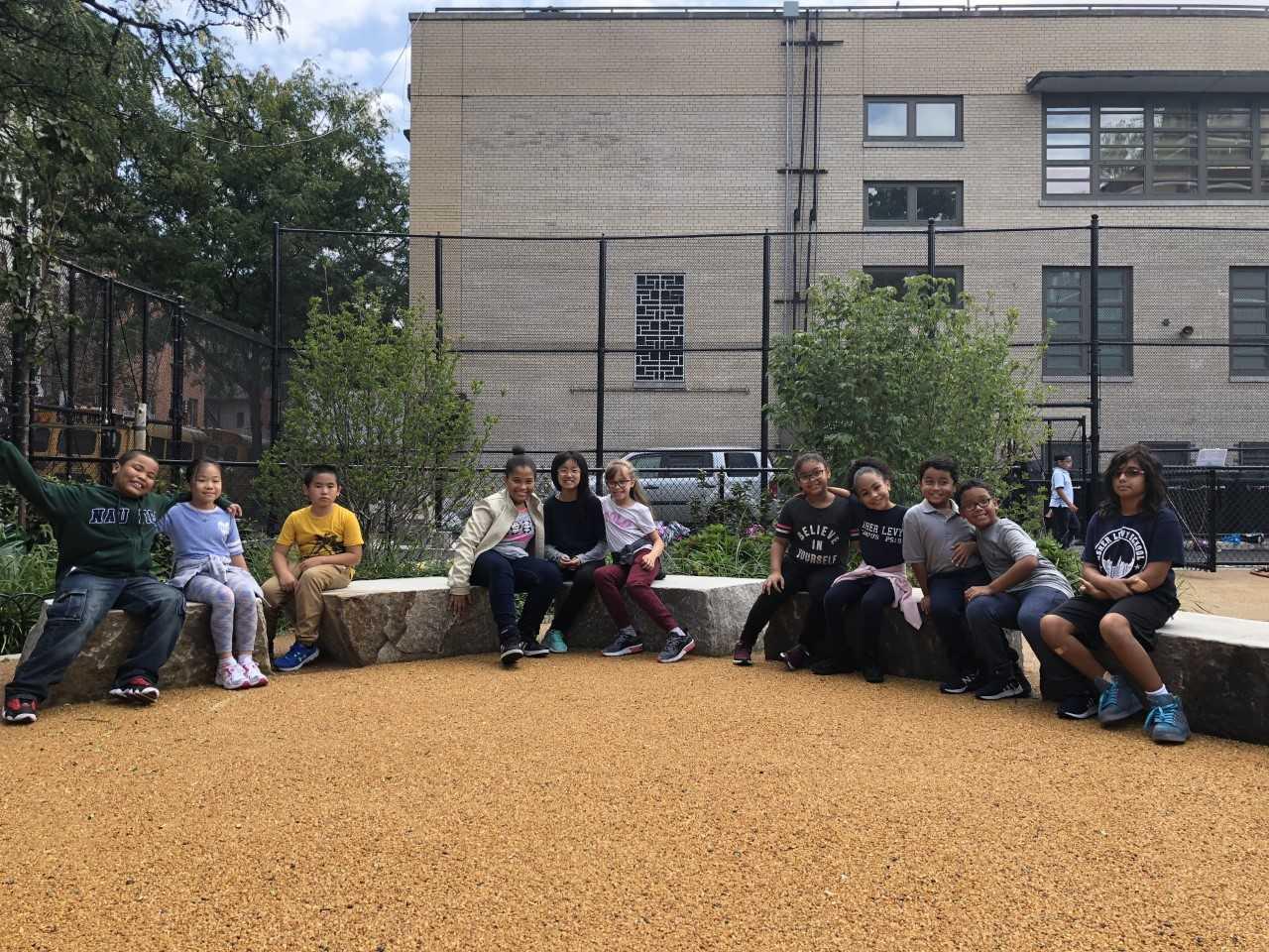 School Yard - Outdoor Classroom